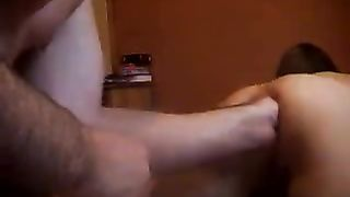 Anal abuse at its best!  watch this fist fuck my arse over 100 times!!!