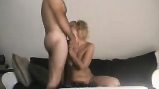 Another russian girlfriend assfucking mouthfucking and finally swallow cum,she loved ass to mouth before swallow load...