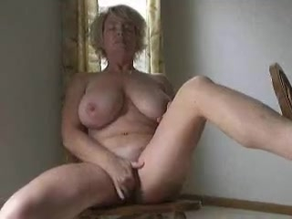 Stuffing her with dildos and mandarins - 3 6