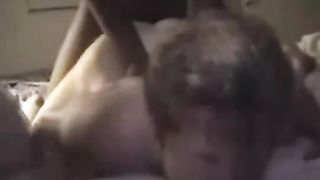 Husband films his wife fucking two black guys. Turn the volume up!