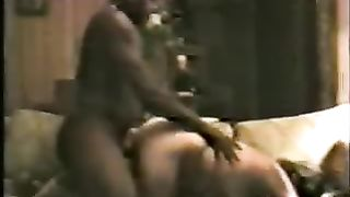Big Ben finishes by fucking this older redneck white wife from behind. Count how many orgasms she has. Her husband and two others were watching.