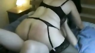Busty dark brown milf big beautiful woman BBC slut passionately rides me on top