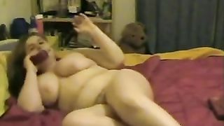 The superlatively good girlfriend I had is a milf BBW white sweetheart