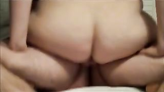 Amateur black cock sluts riding big and chunky wang of her ally