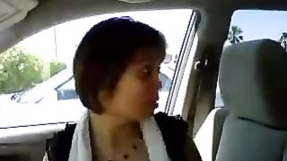 Funky mother I'd like to fuck black cock sluts wishes me to play with her vagina in car