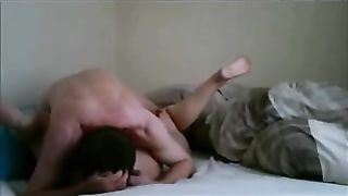 Eating and fucking a playful milf white lady next door on livecam