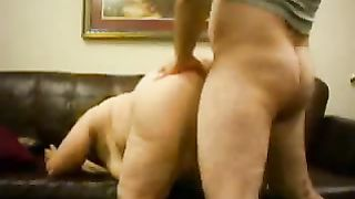 SBBW golden-haired slutwife of my neighbour can't live without when I fuck her from behind