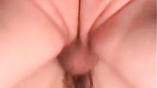 My lovely housewife acquires her curly pussy screwed hard