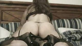 Amazing wifey is the superlatively good and unrivaled in cock riding