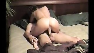 My black cock sluts rides my prick and doesn't desire to stop for a pont of time