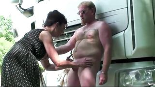 Mature wife is horny bitch
