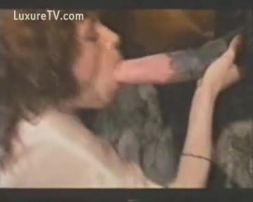 Husband shares cock with wife