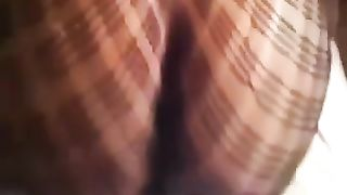 The sexy large butt of my Arab girlfriend on POV erotic episode