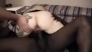 My slut wife fucks with some other gays (hubby films)
