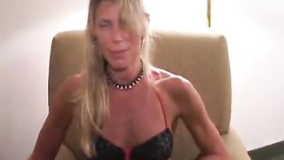 Horny wife is gangbanged -interracial Cuckold video