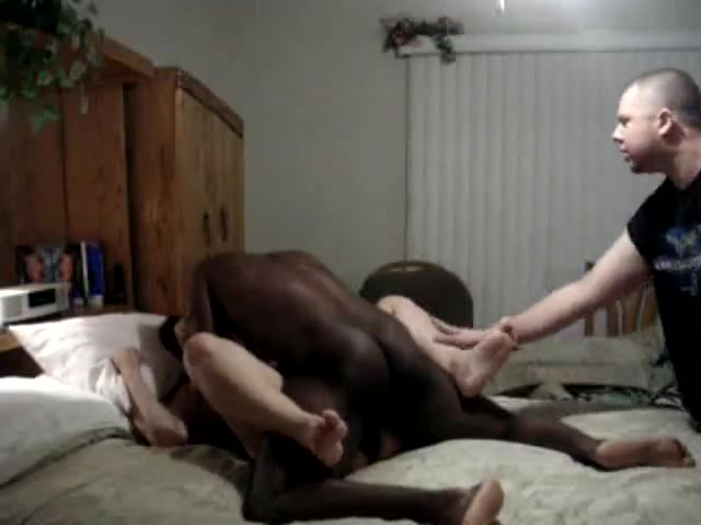 Amateur Husband Wife Black Guy