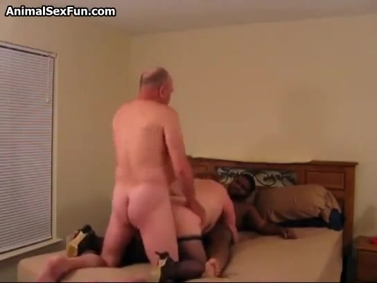 Black Guy Fucks Husband