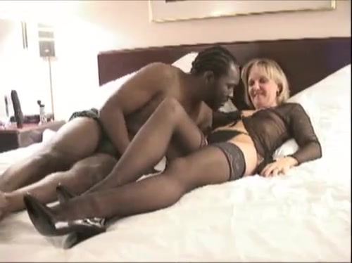 White wife interracial creampie