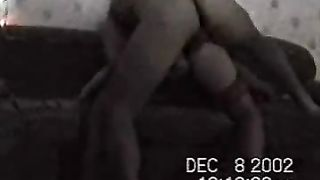 Wild dark brown girlfriend gets muff diving and valuable pounding