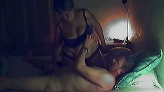 Chubby mature cheating wife is lewd to fuck me tonight on cam