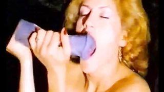 A Girl sucks the cock of horse to get raunchy ecstasy