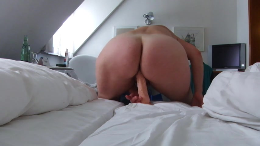 Milf Riding Dildo Chair