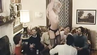 Vintage porn compilation with 2 kinky blondies