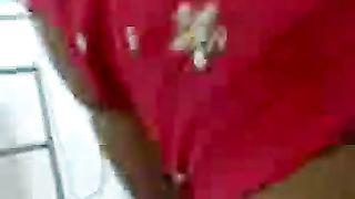 Bengali amateur black cock sluts gives head to her chap on livecam