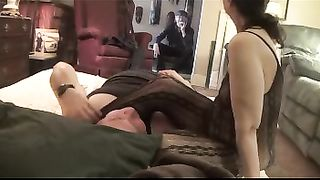 Face fucking my kinky play buddy who lives for such moments.part two