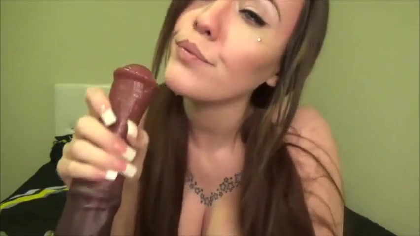 3 different big dildos fuck - 2 part 6