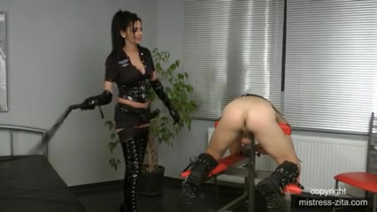 Whipping Chastity