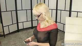 Monicamilf is fucking horny after cam action - Norsk