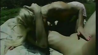 Two Hot Babes Licking Ass
