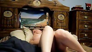 Hidden camera milf masturbation