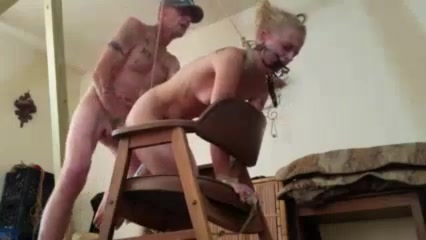 Porn wife forces hsband to watch