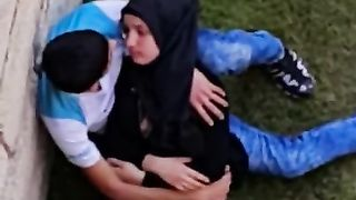 Watch Real Arab Wife Enjoying Sex video