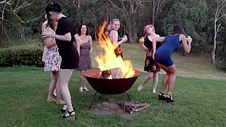 [Free MILF Porn Campfire lesbians] Another Mature Lesbian Orgy