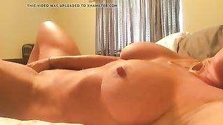 The bottom angle view video for masturbation session of my girlfriend was my idea