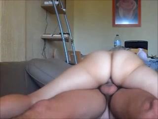 Milf wife homemade sex tape