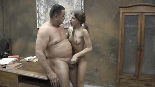 [XXX Dad Fucks His Daughter ] Dad fucks his daughter after school hornbunny com hot porn