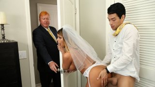 Watch and download free porn videos Juicy bride soon to be my stepmom
