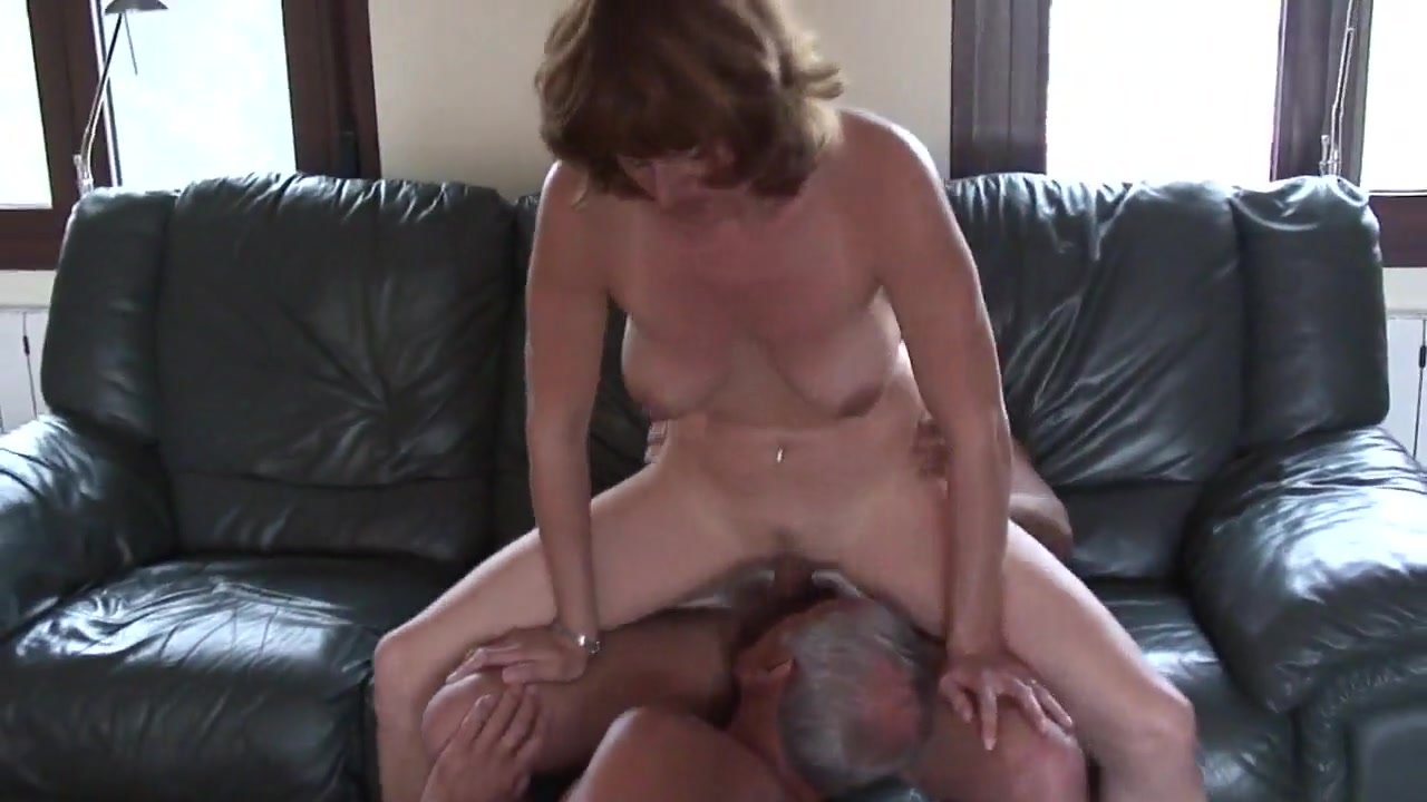Bbw Mature Couple Threesome