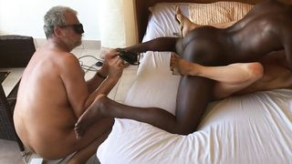 [My cuckold husband wants me] My hubby got a lot of pleasure from watching me have sex with another man