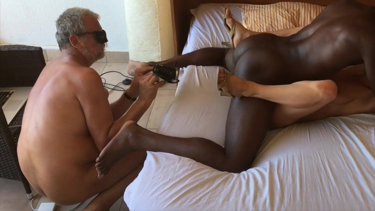 Watch my wife fuck black