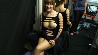 [ Slut Wife XXX Sex] Stacked tits dirty talk facial