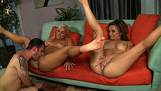 Girl and her filthy mother spread leg to get licked and screwed in the incest scene
