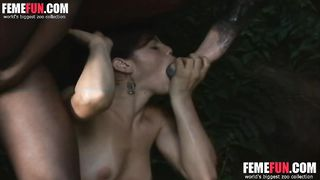 Hot girls sucking horse cocks on cam in amazing zoophilia webcam show