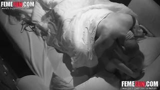 Amateur XXX Porn - Father and daughter have sex busted by hidden cam