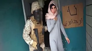 Watch Military Guy Fuck Arab Refugee In Abandoned Building