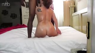[ Amatuer HomeMade Wife Vacation ]  Intence Fucking and Squirting